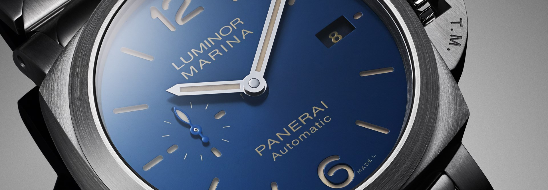 Header Panerai Luminor Marinara