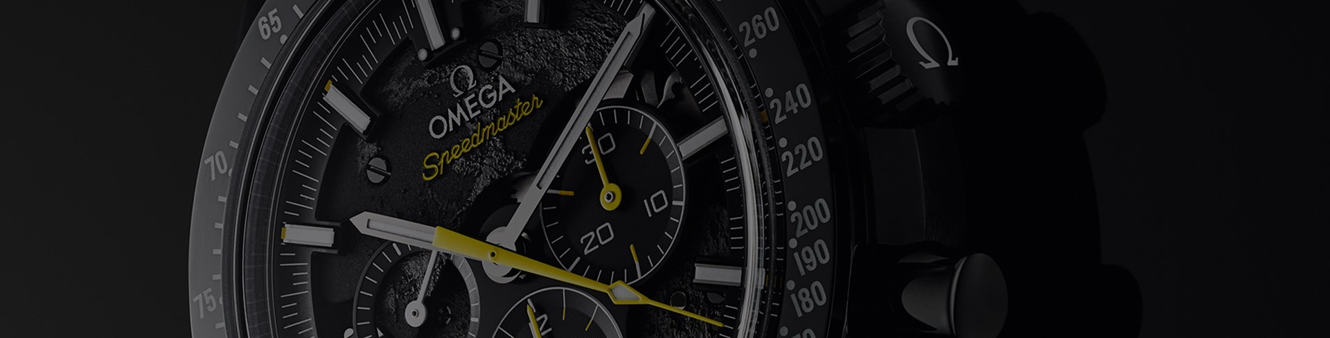 News Signup Omega Speedmaster