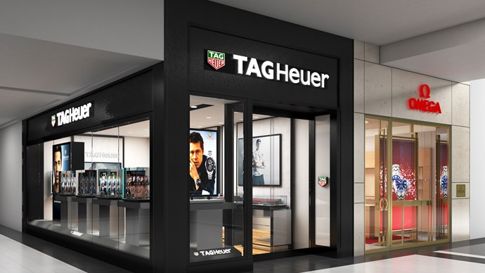 Roosevelt Field View TAGHEUER