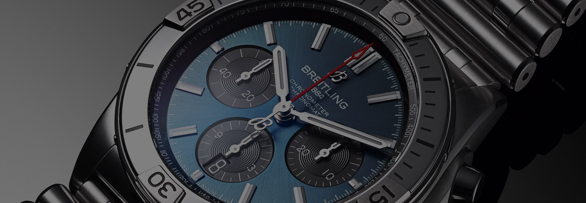 News Signup Breitling Chronomat