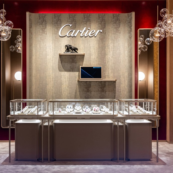Cartier Boutique Regent Street 1